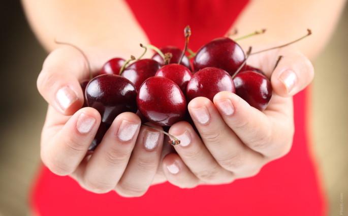 Lista de recetas con cerezas como principal ingrediente en el blog Vida Mediterránea