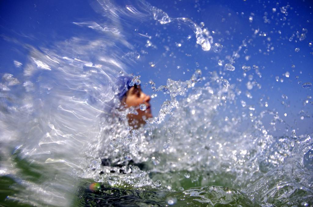 Recomendaciones para nadar en el mar cuando no es verano