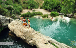 El Pou Clar es el nacimiento del río Clariano