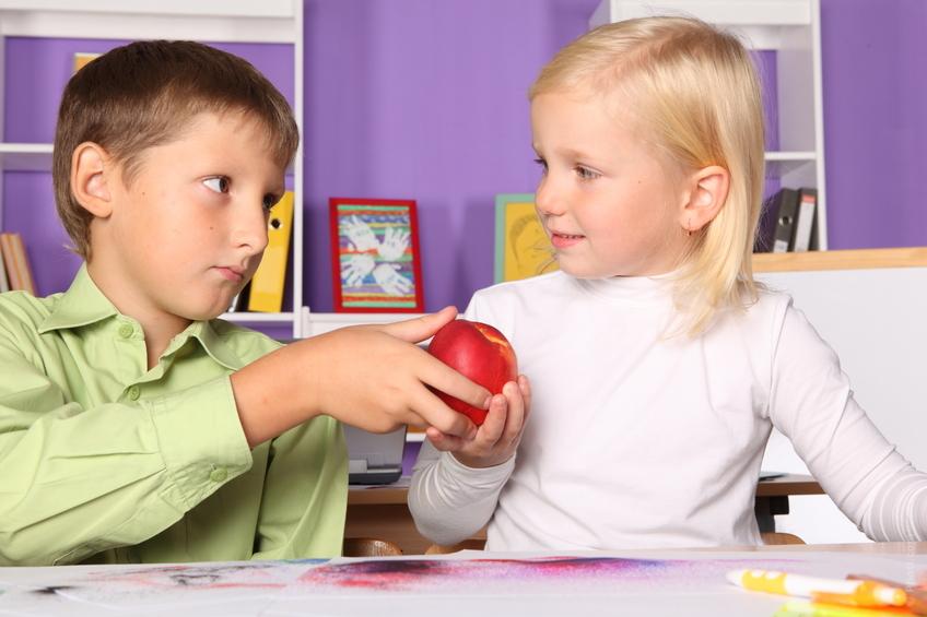 Alimentación en los comedores escolares