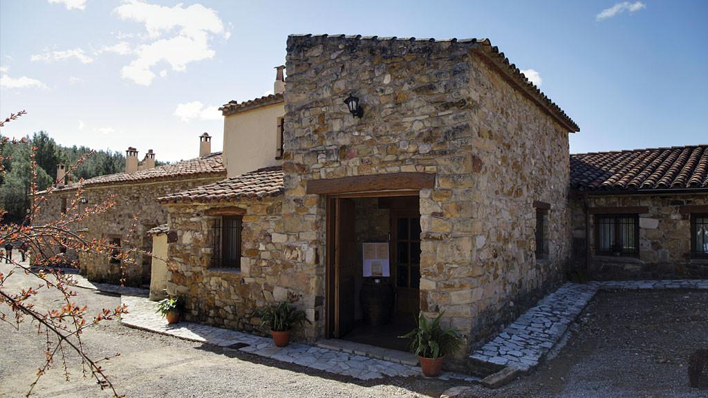 Hoteles rurales en la Comunidad Valenciana