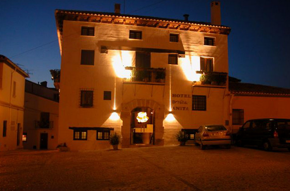 Hotel rural en Requena