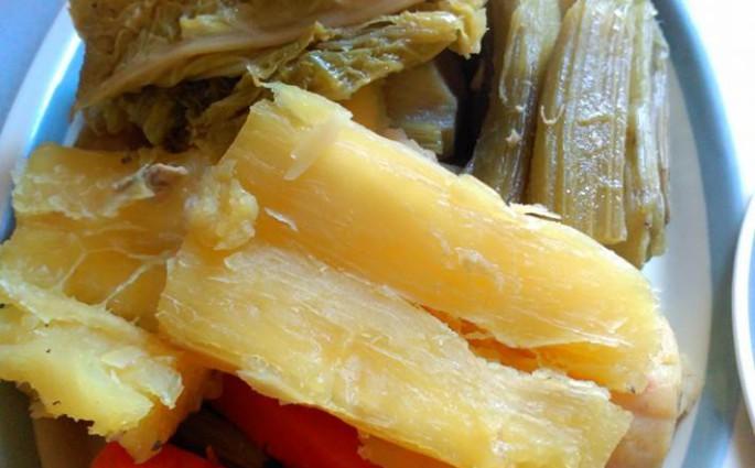 Cómo se prepara un cocido valenciano