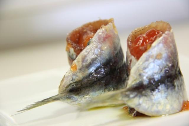 Receta para elaborar sardinas marinadas