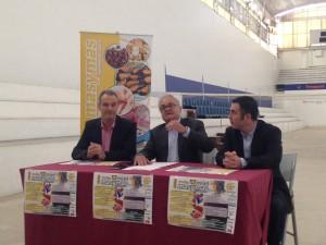 Firma del acuerdo entre masymas-Fornés y Val Net