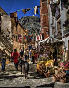 Paradas en la Feria de Todos los Santos