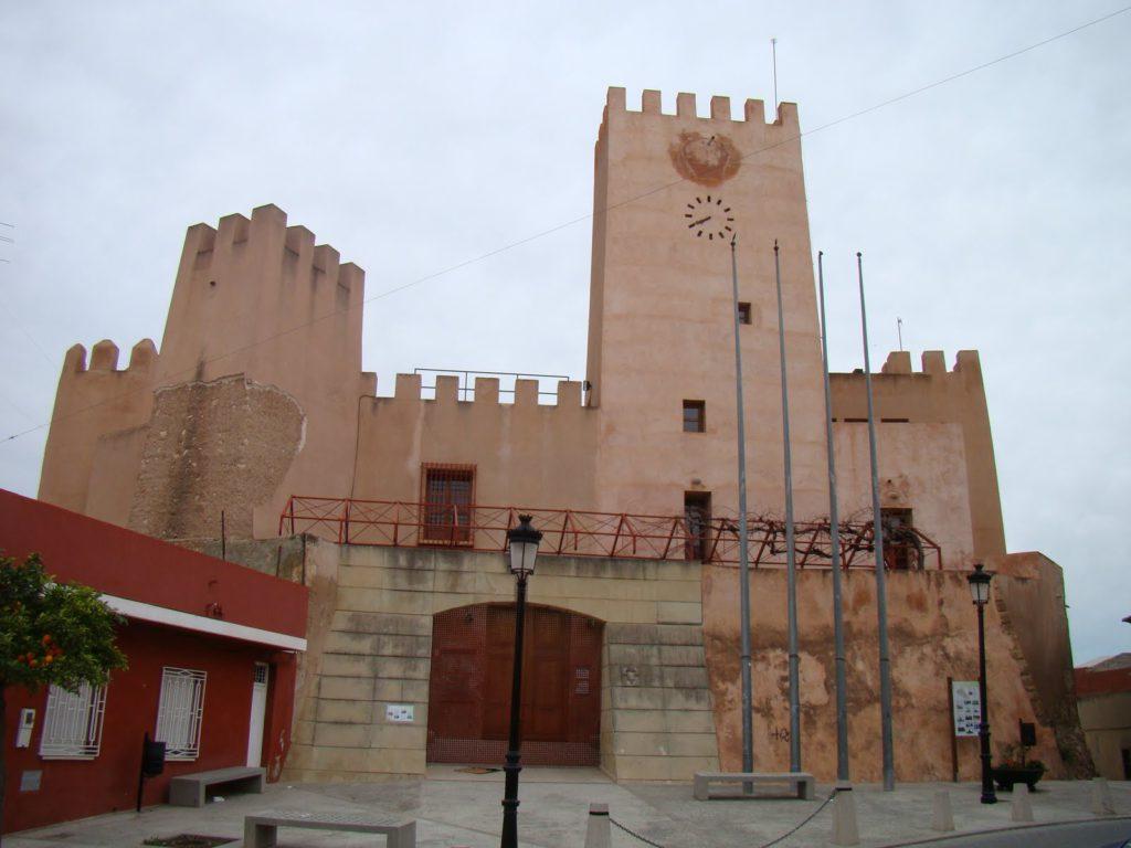Castillo de Bétera