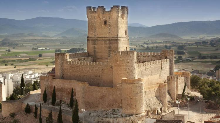 Castillo de Villena