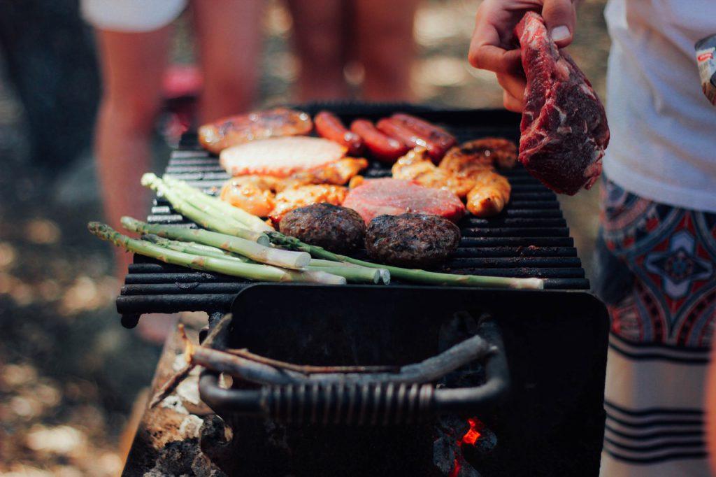 Carne en barbacoa