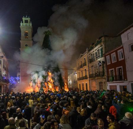 Las 10 localidades que más viven la fiesta de Sant Antoni