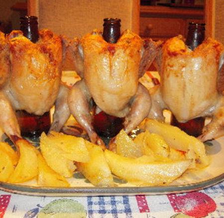 #Receta | Pollo sentado