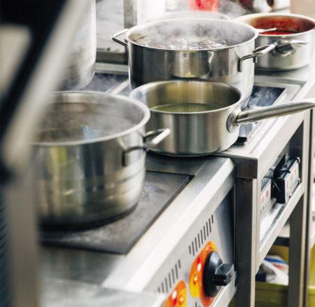 Técnicas de cocción culinarias