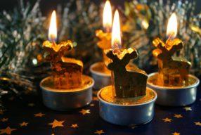 Ideas para iluminar tu casa en Navidad