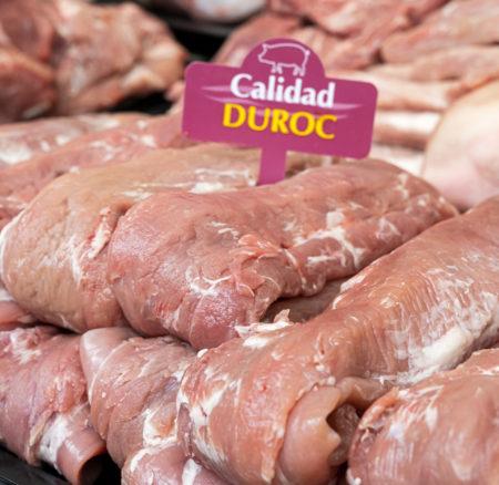 El Solomillo de cerdo 50% Duroc